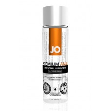 Анальный лубрикант на силиконовой основе JO Anal Premium - 240 мл.