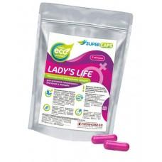 Возбуждающие капсулы Ladys Life - 2 капсулы (0,35 гр.)