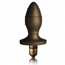Анальная вибропробка Dominus - 11 см.